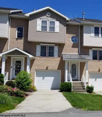 Morgantown Condo/Townhouse For Sale: 915 Ashton Estates