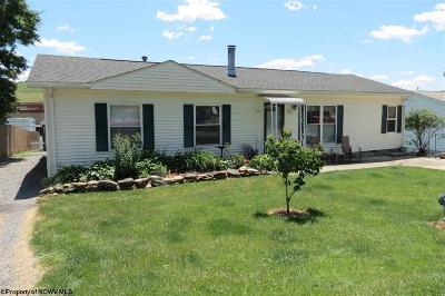 Morgantown Single Family Home New: 109 Apolla Drive