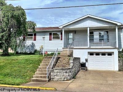 Morgantown Single Family Home Contingent: 25 Millan Street