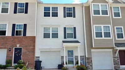 Morgantown WV Condo/Townhouse New: $197,000