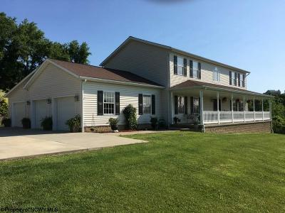 Morgantown WV Single Family Home New: $475,000