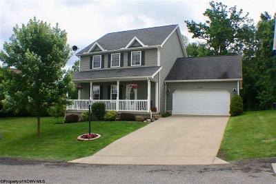 Morgantown WV Single Family Home New: $282,000