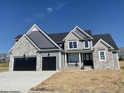 Morgantown WV Single Family Home New: $654,900