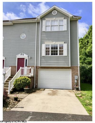 Morgantown WV Condo/Townhouse New: $215,000
