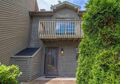 Morgantown WV Condo/Townhouse New: $189,900