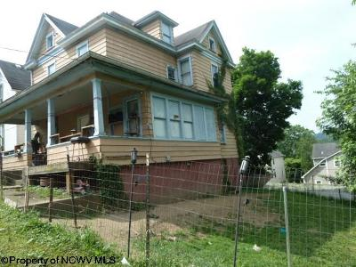 Morgantown Single Family Home For Sale: 609 Grant Avenue