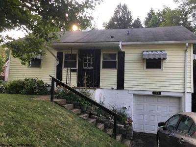 Morgantown Single Family Home Contingent: 309 Mulberry Street
