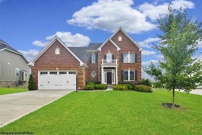 Morgantown WV Single Family Home For Sale: $585,000