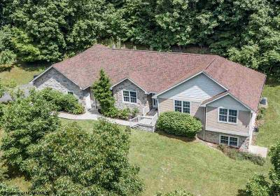 Morgantown WV Single Family Home For Sale: $425,000