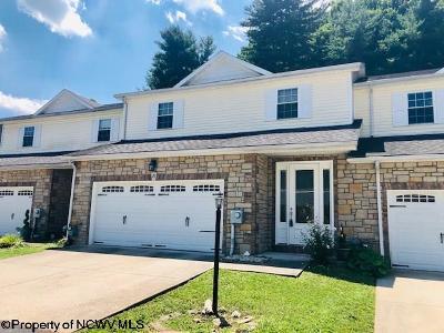 Morgantown Condo/Townhouse For Sale: 21 Turnstone Drive