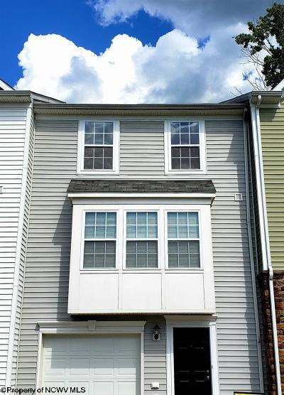 Morgantown WV Condo/Townhouse For Sale: $212,000