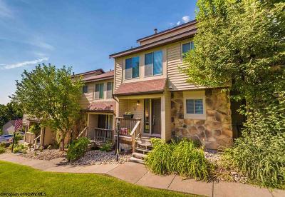 Morgantown Condo/Townhouse Contingent: 902 Hawks Nest Drive