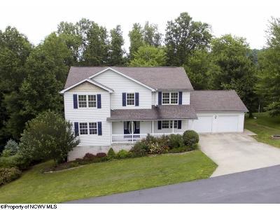 Morgantown Single Family Home For Sale: 3421 Laurel Court