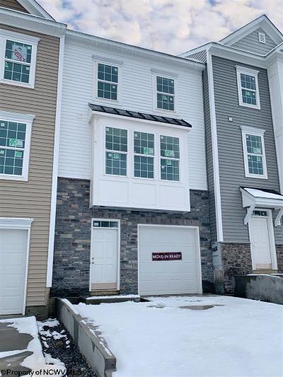 Morgantown WV Condo/Townhouse New: $228,966