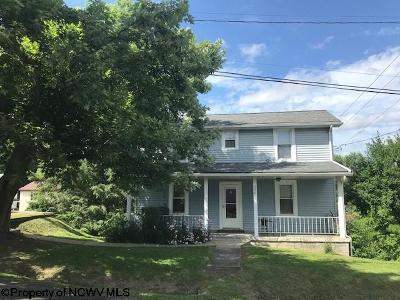 Morgantown Single Family Home For Sale: 234 Chalfant Lane