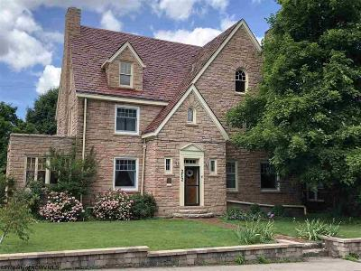 Morgantown Single Family Home For Sale: 212 S High Street