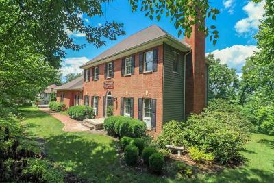 Morgantown Single Family Home For Sale: 4754 Ridgetop Drive