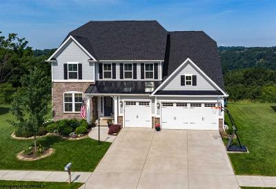 Morgantown Single Family Home For Sale: 112 Falling Water Lane