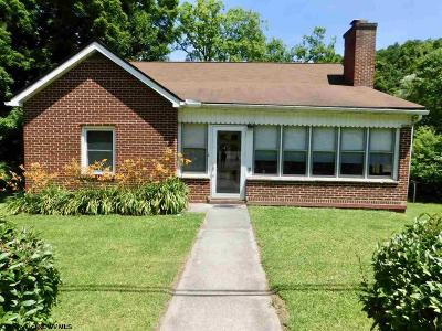 Elkins Single Family Home Contingent: 2059 Allegheny Highway