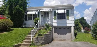Morgantown Single Family Home Contingent: 18 Harvey Street
