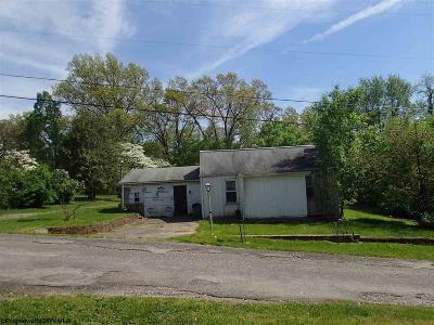 Morgantown Single Family Home For Sale: 1520 Buckhannon Avenue