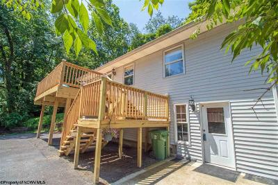 Morgantown Single Family Home Contingent: 2052 Purinton Street