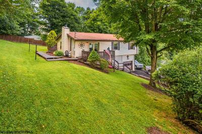 Morgantown Single Family Home Contingent: 34 Avery Knoll Lane