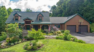 Morgantown Single Family Home Contingent: 330 Dove Drive