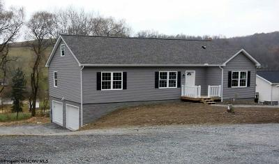 Morgantown Single Family Home For Sale: 460 Dug Hill Road