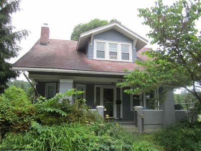 Morgantown Single Family Home Contingent: 418 Madigan Avenue
