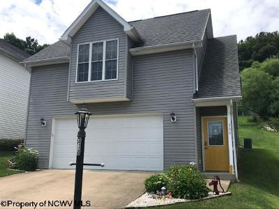 Morgantown Single Family Home For Sale: 308 March Lane