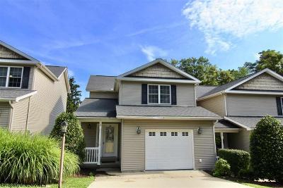 Morgantown Condo/Townhouse For Sale: 13 Kaylan Drive