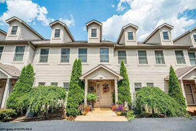 Morgantown Condo/Townhouse For Sale: 14 Waterside Drive