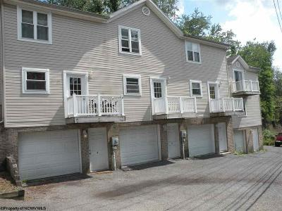 Morgantown Condo/Townhouse For Sale: 3 Bakers Pointe