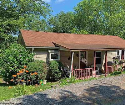 Morgantown Single Family Home For Sale: 292 Saylor Road