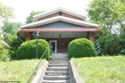 Morgantown Single Family Home For Sale: 452 Center Street