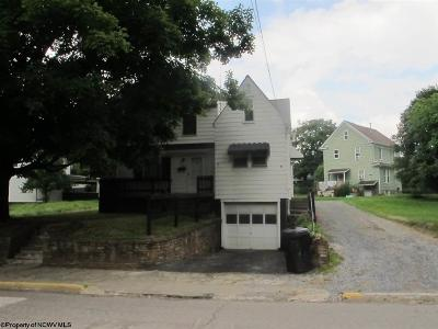 Morgantown Single Family Home Contingent: 425 E. Brockway Avenue