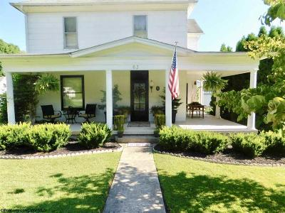 Elkins Single Family Home Contingent: 63 George Street