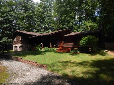 Morgantown Single Family Home For Sale: 4 Scenic Woods Drive