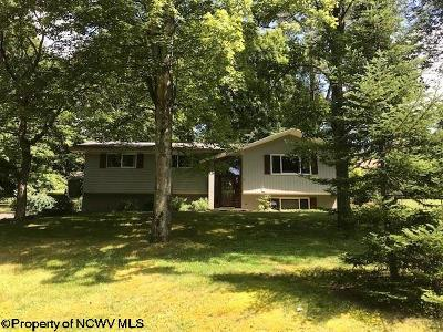 Morgantown Single Family Home Contingent: 65 Imperial Woods Drive