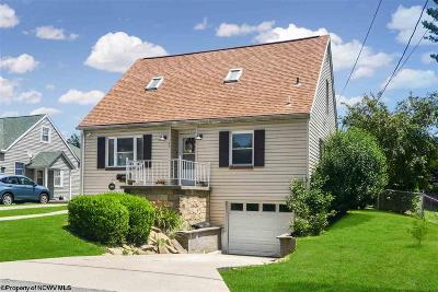Morgantown Single Family Home Contingent: 368 Elmhurst Street