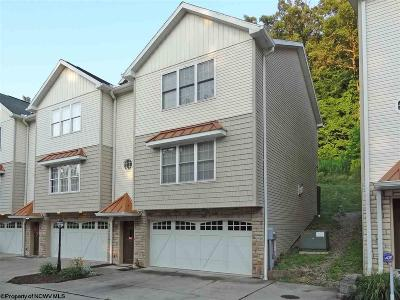 Morgantown Condo/Townhouse For Sale: 124 Claremont Court