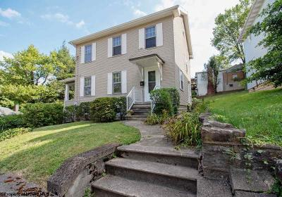 Morgantown Single Family Home Contingent: 225 Cornell Avenue