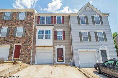 Morgantown WV Condo/Townhouse For Sale: $197,900