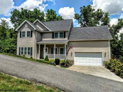 Morgantown Single Family Home For Sale: 101 Village Crest Drive