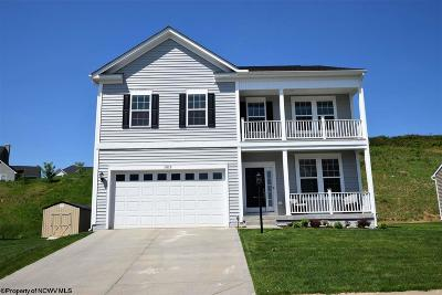 Morgantown Single Family Home New: 1015 October Way