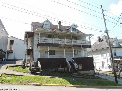 Morgantown Multi Family Home New: 160 6th Street
