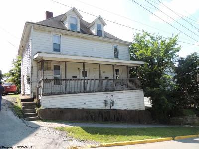 Morgantown Multi Family Home New: 152-154 6th Street