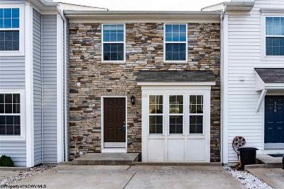 Morgantown Condo/Townhouse New: 112 Auburn Drive