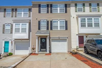 Morgantown Condo/Townhouse New: 131 Birds Eye View Drive